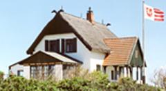 Haus in der Sonne